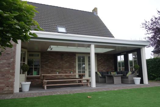 Diverse opties voor uw houten veranda aan huis