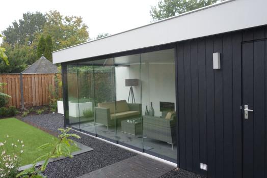 Een speciaal ontwerp voor uw tuinhuis