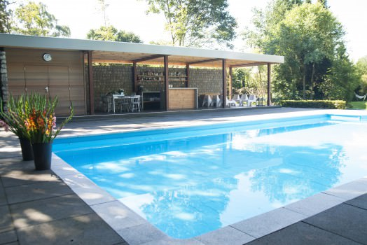 Zo zorgt u ervoor dat uw poolhouse de optimale ontspanning biedt
