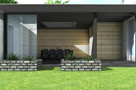 Gebruik Douglas hout en geniet nog langer van uw tuin of buitenverblijf in Oss