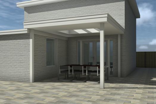 Ontvang een persoonlijk ontwerp voor uw overkapping aan huis