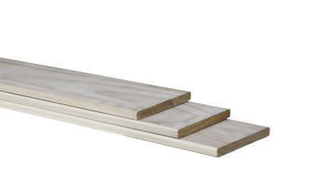 Accoya Plank Geschaafd