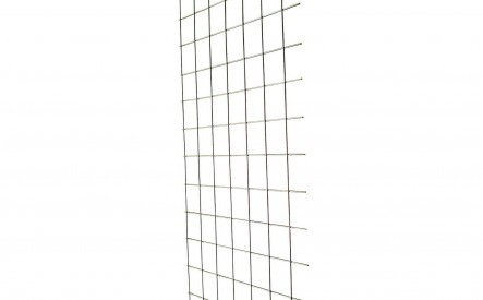 Beton Net Roestig, mazen 100x100mm, Ø  5