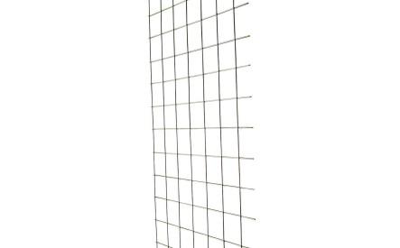 Beton Net Gegalvaniseerd, mazen 100x100mm, Ø  4