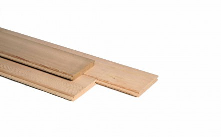 Vellingdeel 18x125mm, geschaafd, red cedar