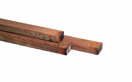 Regel 45x70mm, geschaafd, Vermelho